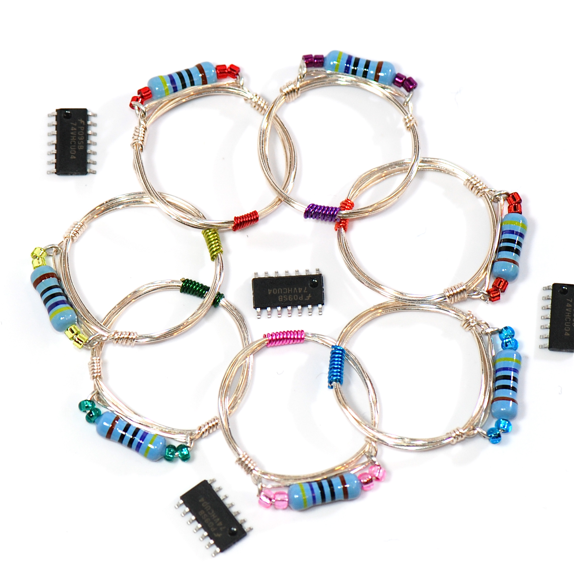 Image Result For Electronic Resistor Color