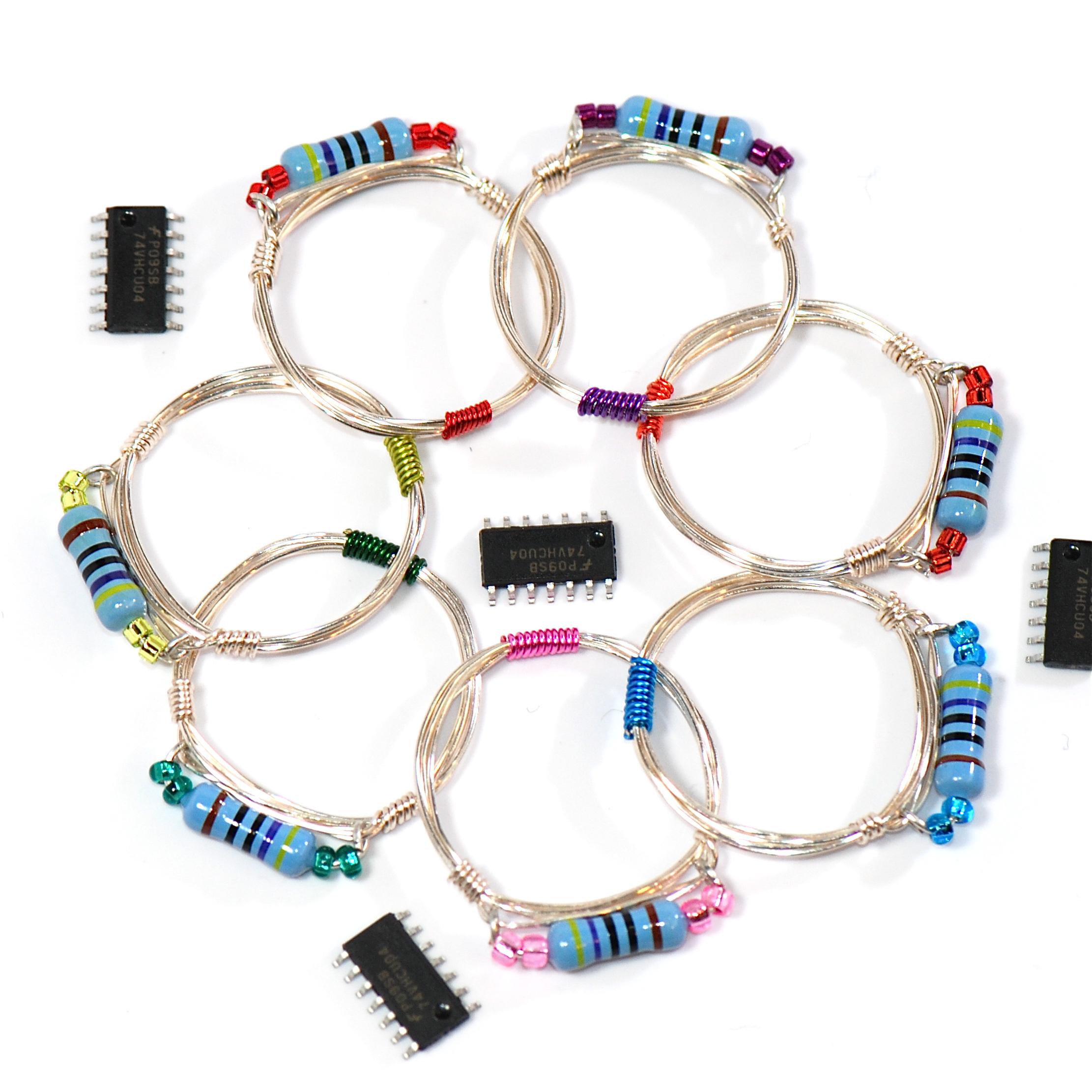 how to make a resistor bracelet 28 images resistor