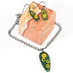 Green Froggy Dardevle Set