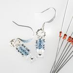 Taos Voltage Converter Earrings