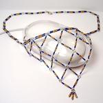 Harlequin Resistor Necklace