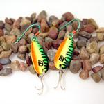 Daredevle Fishing Lure Earrings