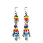Pride Resistor Earrings